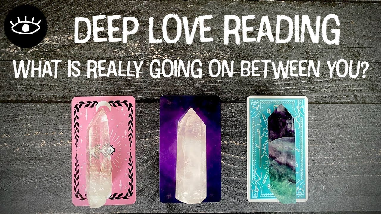 💗 You & Them The TRUTH of this connection 💗 PICK A CARD Love Relationship Soulmate Twin Flame Tarot