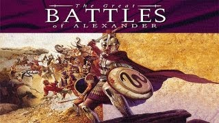 The Great Battles of Alexander - Intro