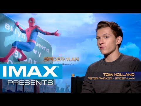 IMAX® Presents | Spider-Man: Homecoming