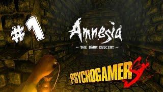 Amnesia: The Dark Descent #1 - [CO-OP]Io non volevo ma Ivy mi obbliga...
