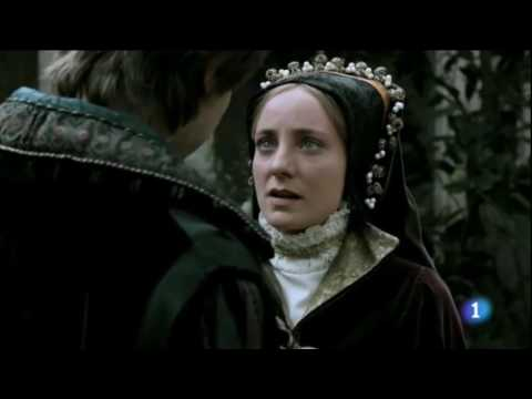 Mary Tudor in 'Carlos, Rey Emperador' - Philip II returns to England after the abdication