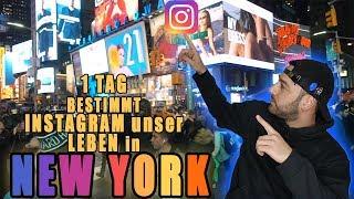 1 TAG BESTIMMT INSTAGRAM unser LEBEN in NEW YORK    FaxxenTV