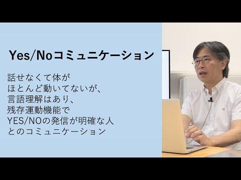 Yes/Noコミュニケーション