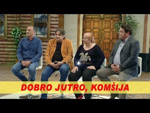 Milka, Nedjo, Mile i Pero Spadic / Dobro jutro, komsija / Vaskrsnji program (BN Televizija 2019) HD