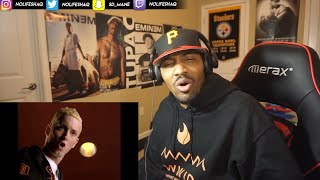 THE GREATEST VIDEO EVER! | Eminem - Just Lose It (REACTION!!!)