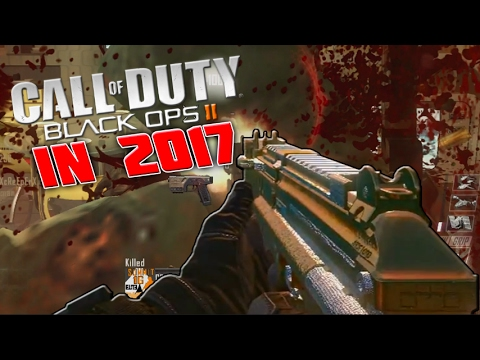 CALL of DUTY BLACK OPS 2 in 2017...