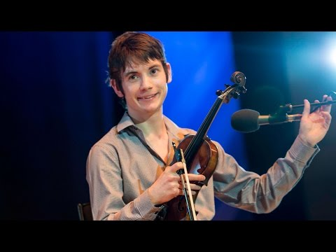 Ryan Young - BBC Radio Scotland Young Trad Finalist