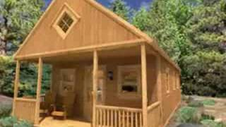 Summerwood Products Cabin Kits - Cheyenne Cabin