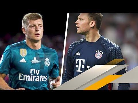 Zwei Deutsche zum Weltfußballer nominiert | SPORT1