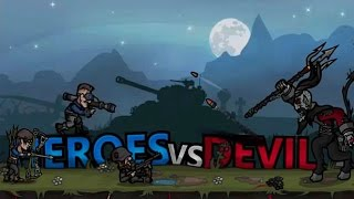 Heroes vs Devil Game Walkthrough - 1