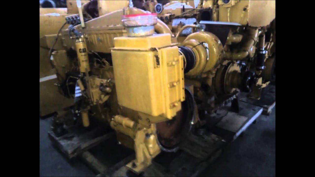 caterpillar 3406 dita diesel 400 hp marine engine youtube rh youtube com C15 Caterpillar Engine Parts Breakdown Cat C12 Engine Diagram