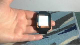 Hideer U80(Updated version of U8) Bluetooth 4.0 Smart Wrist Wrap Watch Phone for Smartphones IOS And