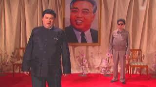 Kims Rede an die Schweiz | Giacobbo / Müller | SRF Comedy