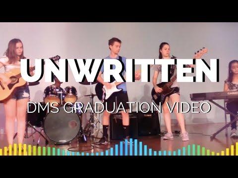 "Doherty Middle School 2018 - ""Unwritten"" Graduation Video"