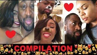 Dwyane Wade & Gabrielle Union Video COMPILATION #GOALS 💑😍❤️#BeingMaryJane