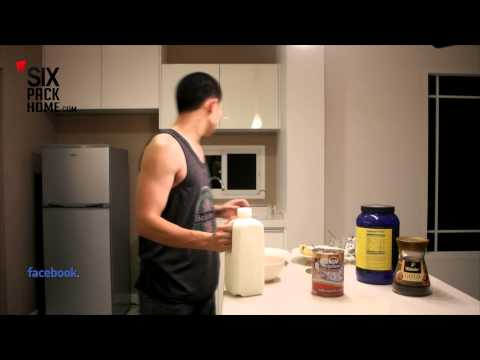 Sixpackhome Meal อาหารเช้าสูตรเฉพาะสำหรับเร่งสร้างกล้ามเนื้อ - ลดไขมัน (สูตร1) edit sound