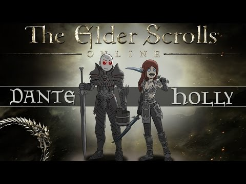 DUO DOMINANCE ► The Elder Scrolls Online CO-OP ♦ Fungal Grotto Group Dungeon [Console]
