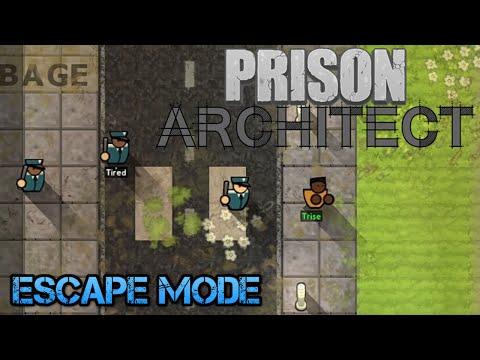 [1] Prison Architect: Escape Mode | The Great Escape! (Let's Play)