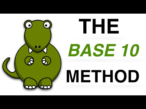 Fast Math Tricks and Techniques : The Base 10 Vedic Math Method : Faster than a Calculator