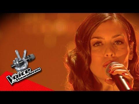 Amber is in a New York State Of Mind | Liveshows | The Voice van Vlaanderen | VTM
