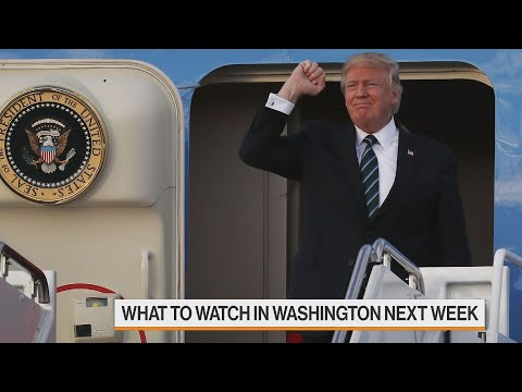 The Top Stories to Watch in Washington Next Week