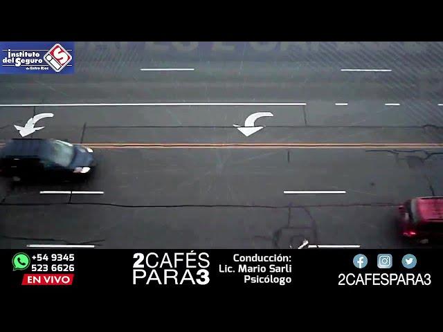 Conducir en cuarentena - Prevención de Accidentes - 25 de marzo 2020