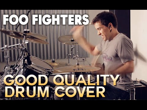 Foo Fighters - Something From Nothing - Drum Cover