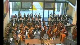 """John Williams: E.T. """"Adventures on Earth"""" - Jugendsinfonieorchester Leipzig"""