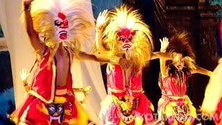 ATRAKSI GANONGAN - Dadak Merak - REOG PONOROGO - Giant Mask Dance [HD]