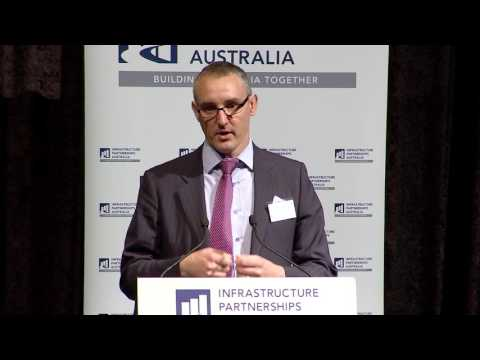 Christopher Voyce, Executive Director, ANZ Macquarie Capital IPA Partnerships 2016