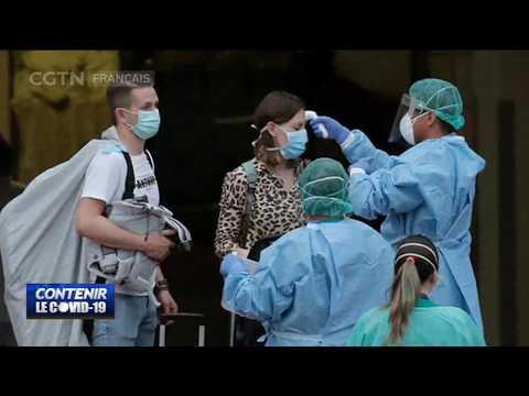 COVID-19: Hausse des infections et des décès, la panique gagne l'Europe
