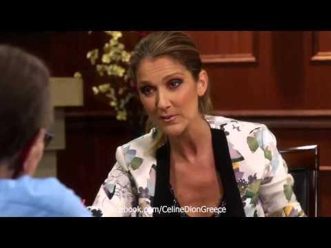 Celine Dion on Larry King Now 19/9/2013 [HD]