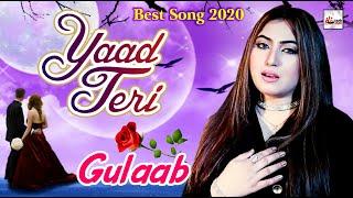 Gulaab | Yaad Teri | Latest Sad Punjabi & Saraiki Songs 2020 | Hi-Tech Music Official Video