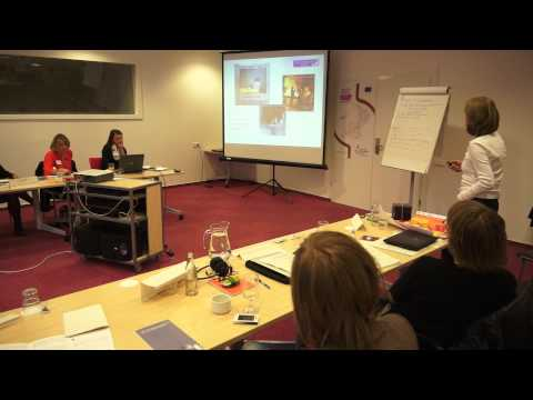 Presentation by Lucia Stasselova