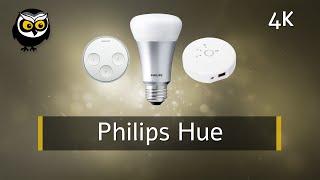 Philips Hue סקירה תאורה לבית חכם