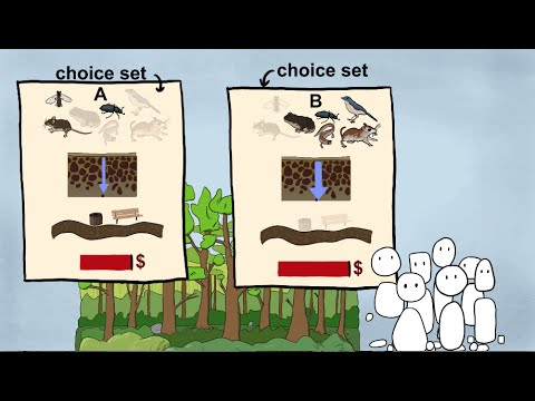 Valuation of Ecosystem Services: Choice Experiments
