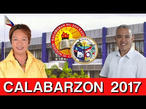 CALABARZON MARCH 2017 (OFFICIAL) with Cabuyao