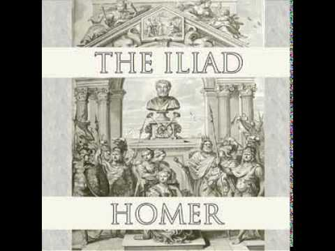 The Iliad Part 1 -- By Homer ( Full Audibook )