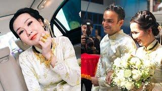 Gia thế hoành tráng oxa Ấn Độ của Võ Hạ Trâm nhận quà cưới 'khủng' từ nhà ck