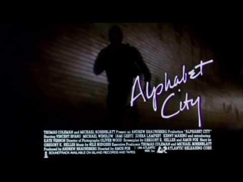 Alphabet City (1984) Movie Trailer - Vincent Spano, Jami Gertz & Michael Winslow