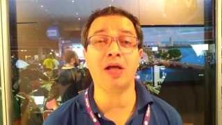 Mario Teza exalta nordeste e Campus Party Recife