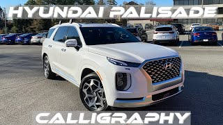 Hyundai Palisade Calligraphy: The most luxurious SUV without the luxury badge?