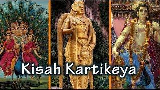 Kisah Dewa Perang Kartikeya Putra Dewa Shiva
