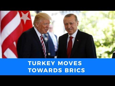 BRICTS world order. Turkey moves towards BRICS as US sanctions Turkish officials