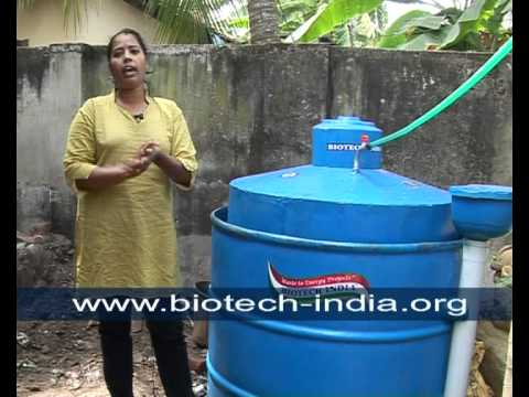 KITCHEN WASTE TO BIOGAS - BENIFICIARY STATEMENT