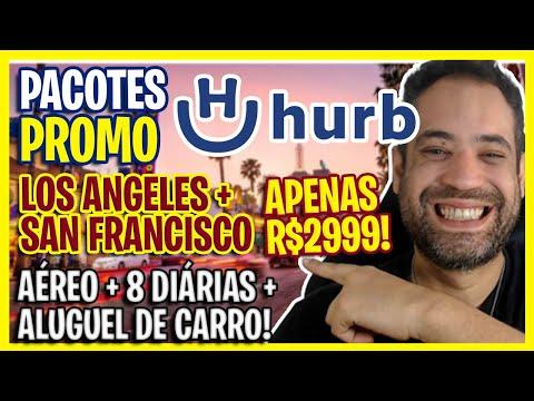 PACOTE EUA! LOS ANGELES + SÃO FRANSCISCO R$2999! TÁ MUITO BARATO VIAJAR PROS EUA!