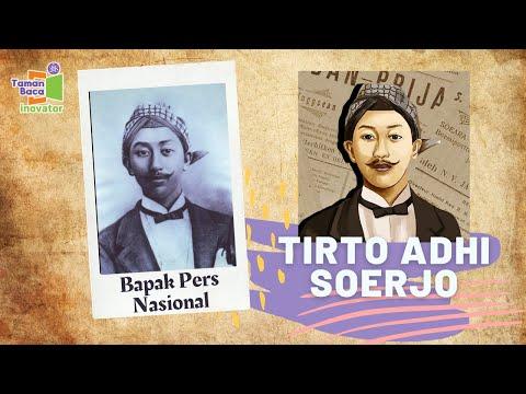 Video Tokoh Taman Baca Inovator : Tirto Adhi Soerjo