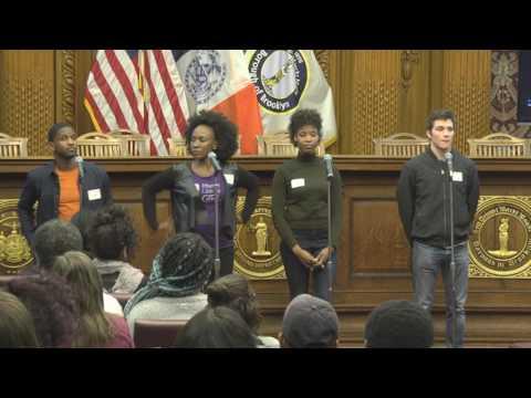 One Brooklyn-- Brooklyn Arts Council 2017 Community Arts Grants Awards Ceremony