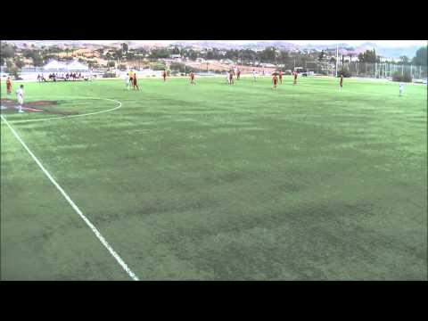 RSL Academy vs Arsenal Academy 11 3 14