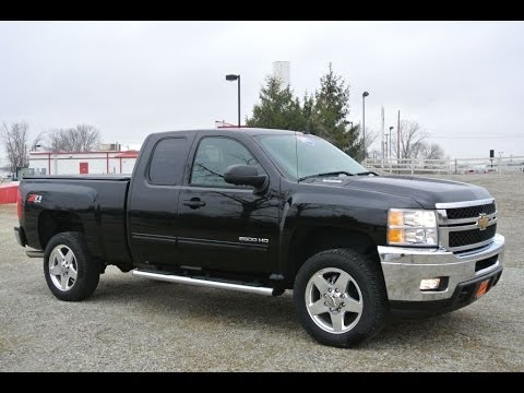 2011 Chevrolet Silverado 2500hd Lt Z71 For Sale Dealer Dayton Troy